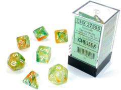 Nebula® Polyhedral Spring/white Luminary™ 7-Die Set  27555