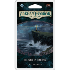 Arkham Horror LCG The Innsmouth Conspiracy Cycle A Light in the Fog