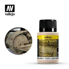 73810 Weathering Effects Light Brown Thick Mud 40 ml