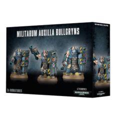 Militarum Auxilla Bullgryns 47-14
