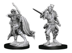 Nolzurs Marvelous Miniatures Male Elf Rogue