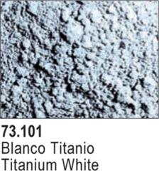 Titanium White, Vallejo Pigment Val73101
