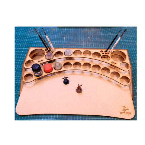 portable paint station minis accessories brushes tools the