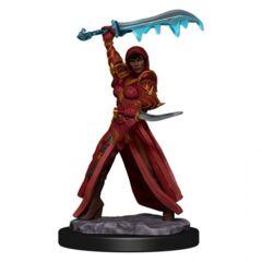 D&D Premium Painted Figures Human Rogue Female