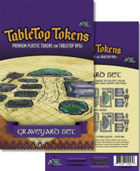 Tabletop Tokens - Graveyard Set
