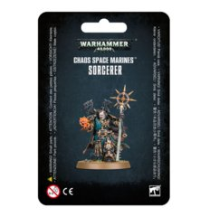 Chaos Space Marines Sorcerer 43-69