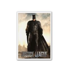 Dragon Shield - Box 100 - MATTE Art - Justice League Batman