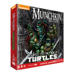 Munchkin Teenage Mutant Ninja Turtles Deluxe