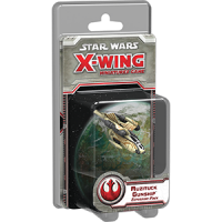11. Star Wars X-Wing: Auzituck Gunship