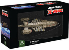 Star Wars X-Wing 2nd Edition C-ROC Cruiser