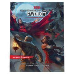 D&D Van Richten's Guide to Ravenloft