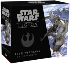 Star Wars Legion Rebel Veterans