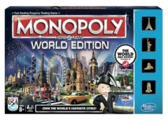 Monopoly World Vote/ Here & Now