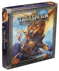Talisman 4th Edition Dragon Expansion