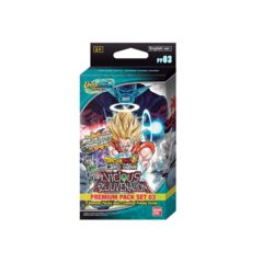 Dragon Ball Super Vicious Rejuvenation Premium Pack Display PP03