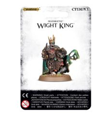Wight King with Baleful Tomb Blade 91-32