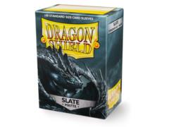 Sleeves - Dragon Shield - Box 100 - Slate MATTE
