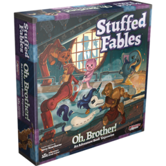 Stuffed Fables Oh Brother