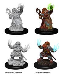 Pathfinder Battles Deep Cuts Female Dwarf Summoner