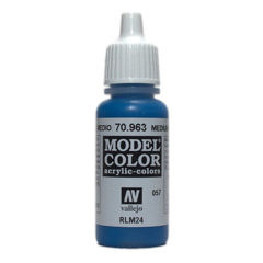 Medium Blue Val70963