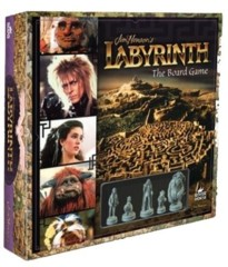 Labyrinth The Board Game