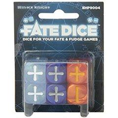Fate Dice: Winter Knight EHP9004