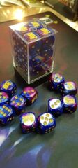 Games Cube Dice Purple