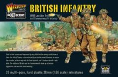 Bolt Action British Infantry Boxed Set