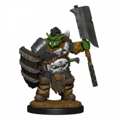 Wardlings Painted Miniatures Orc
