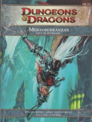 Dungeons & Dragons Menzoberranzan City of Intrigue