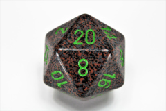 Speckled 34mm Earth™ d20 XS2022