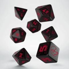 Cyberpunk RPG Dice Set