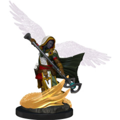 D&D Premium Figures Aasimar Female Wizard