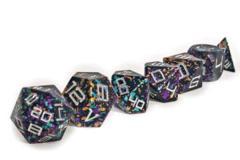 Masquerade Aluminium Set of 7