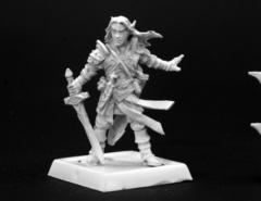 Arael, Half Elf Cleric 60005