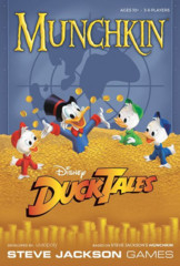 (PREORDER) Munchkin Disney Duck Tales