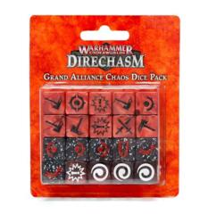 Grand Alliance Chaos Dice Pack – Warhammer Underworlds