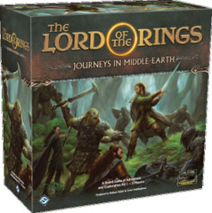 The Lord of the Rings - Journeys in Middle Earth