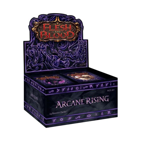 Flesh and Blood Arcane Rising Booster Box