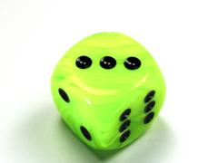 Vortex® 30mm w/pips Bright Green/black d6