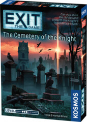 Exit the Game the Cemetery of the Knight