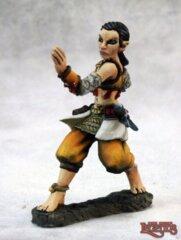 Esmeria, Half Elf Monk 03654