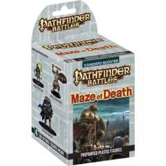 Pathfinder Battles Maze of Death Booster