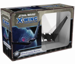 10. Star Wars X-Wing: Upsilon-class Shuttle Expansion Pack