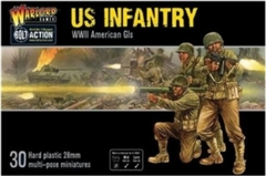 Bolt Action US Infantry Box Set