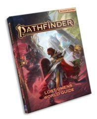 Pathfinder Second Edition Lost Omens World Guide