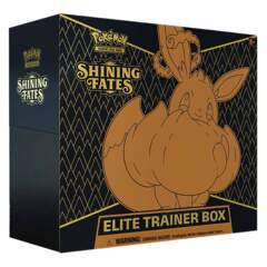 Pokemon TCG: Elite Trainer Box Shining Fates