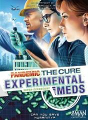 Pandemic The Cure Experimental Med Super Expansion