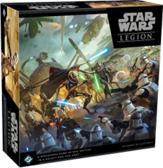 (PRE ORDER) Star Wars Legion - Clone Wars Core Set