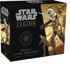 Star Wars Legion - Phase I Clone Troppers Unit Expansion